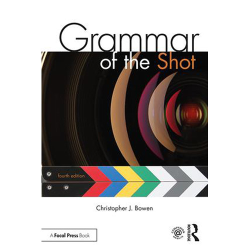 Focal Press Book: Grammar of the Shot (4th Edition, Paperback)