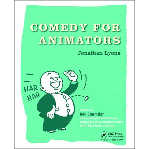 Focal Press Book: Comedy for Animators (Hardback)