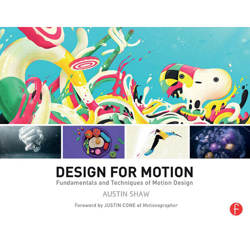 Focal Press Design for Motion