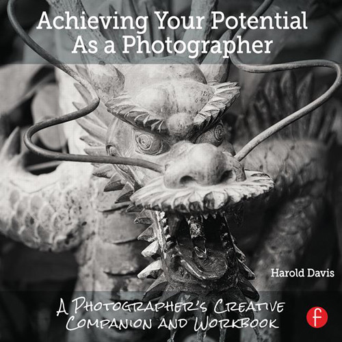 Focal Press Book: Achieving Your Potential As a Photographer - A Creative Companion and Workbook (Paperback)