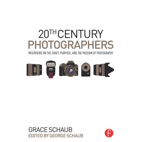 Focal Press Book: 20th Century Photographers: Interviews on the Craft, Purpose, and the Passion of Photography (Paperback)