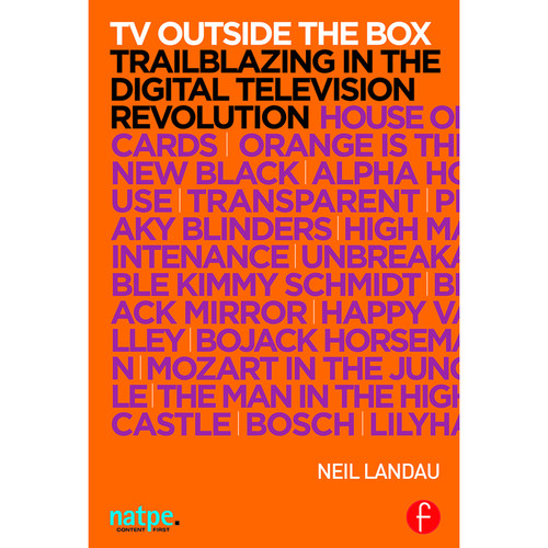 Focal Press Book: TV Outside the Box: Trailblazing in the Digital Television Revolution (Paperback)