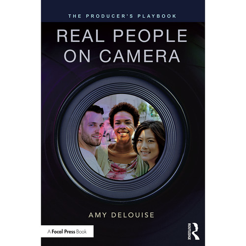 Focal Press Book: The Producer's Playbook: Real People on Camera (Paperback)