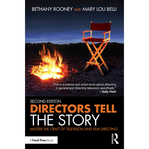 Focal Press Book: Directors Tell the Story: Master the Craft of Television and Film Directing (2nd Edition, Paperback)