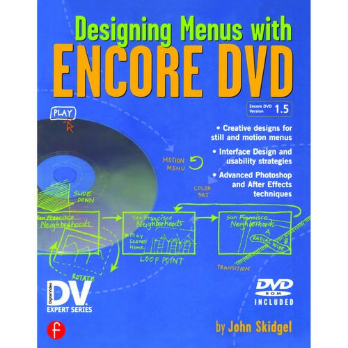 Focal Press Book: Designing Menus with Encore DVD (Paperback)