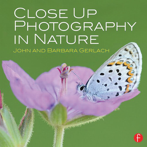 Focal Press Book: Close Up Photography in Nature