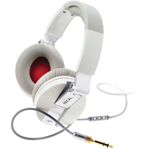 Focal Spirit One Closed-Back Headphones (White)