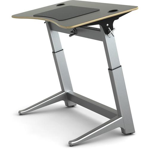 Focal Upright Furniture Locus Standing Desk (Matte Black Top)