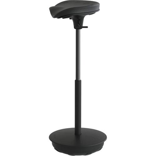 Focal Upright Furniture Pivot Seat (Black)