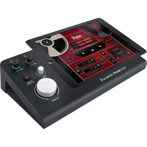 Focusrite iTrack Dock Professional Recording for iPad