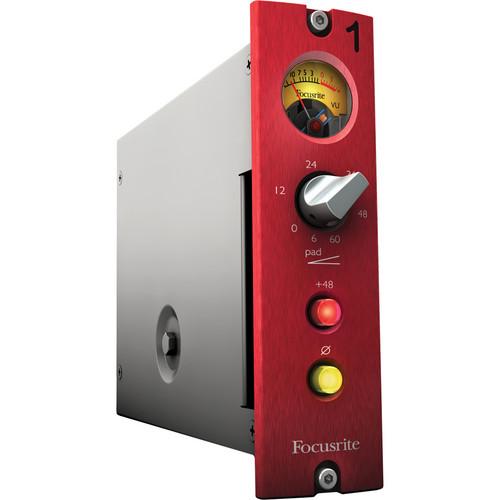 Focusrite Red 1 500 Series Mic Pre (500 Series Module)