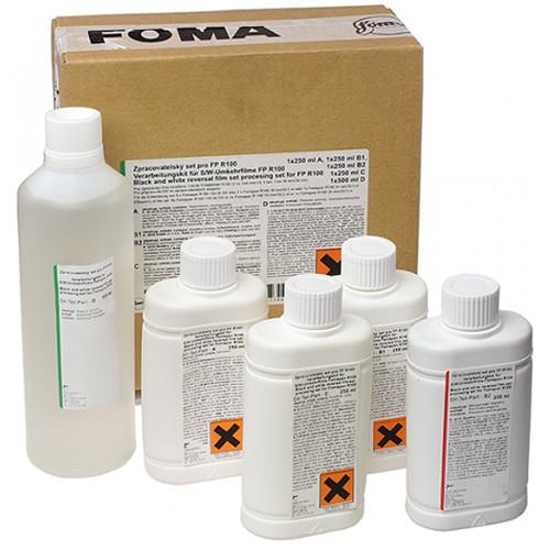 Foma Reversal Process Developing Kit