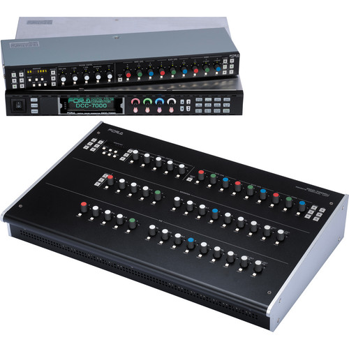 For.A DCC-7000 HD/SD Advanced Color Corrector