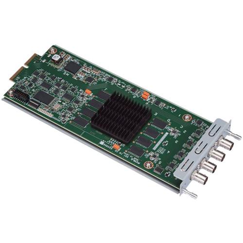 For.A HVS-100DI-A HD/SD-SDI Input Card