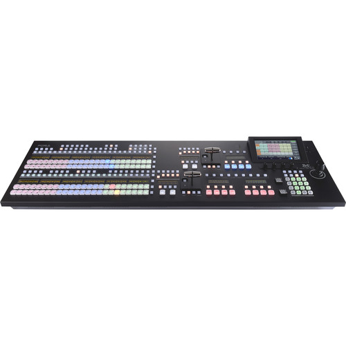 For.A HVS-2000 3G/HD/SD Two-M/E Video Switcher