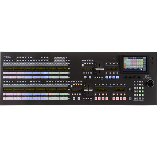 For.A HVS-2000 3G-4K Video Switcher (Special Package)