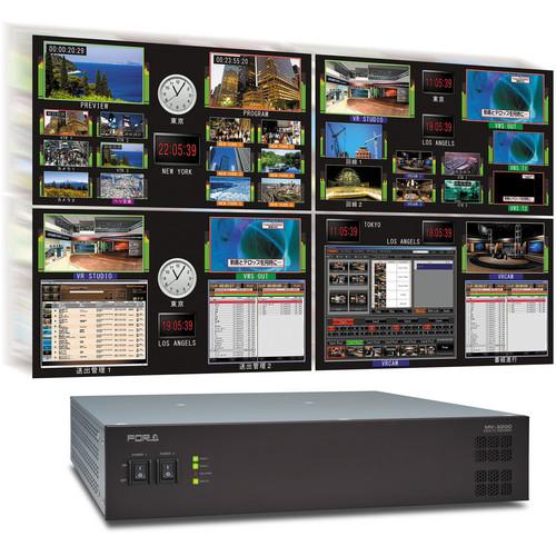 For.A MV-32HDO HD-SDI Output Option (3G-SDI: Level-A)