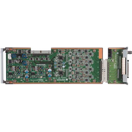 For.A Analog Audio Output Card for UFM-30DEMUX De-Multiplexer