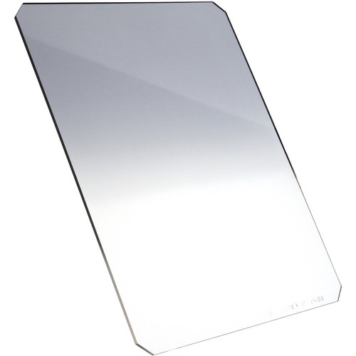 "Formatt Hitech 4 x 5.65"" Soft-Edge 0.3 Graduated Neutral Density Glass Filter (Vertical Orientation)"
