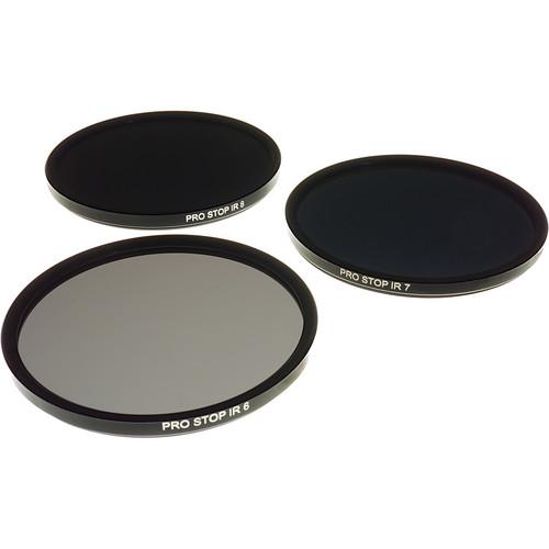 Formatt Hitech 77mm 1.8-2.4 ProStop IRND Camera Filter Kit