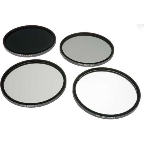 Formatt Hitech 77mm 0.3-1.2 ProStop IRND Camera Filter Kit