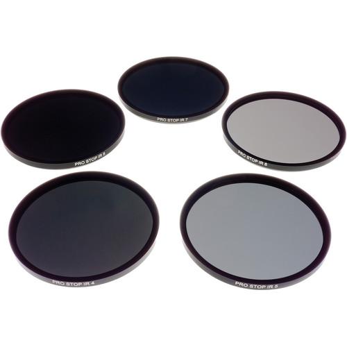 Formatt Hitech 77mm 1.2-2.4 ProStop IRND Camera Filter Kit