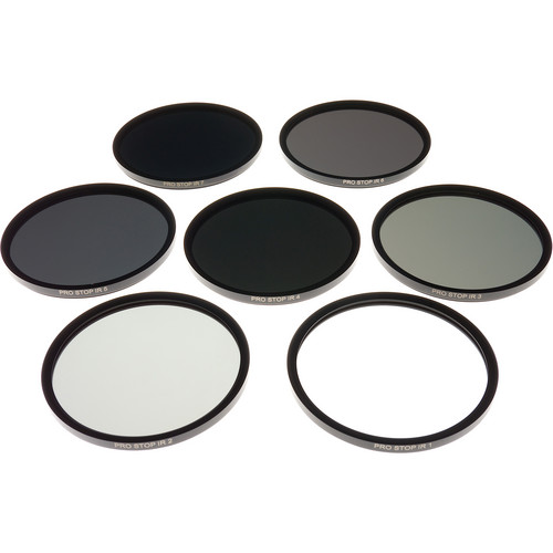 Formatt Hitech 77mm 0.3-2.1 ProStop IRND Camera Filter Kit