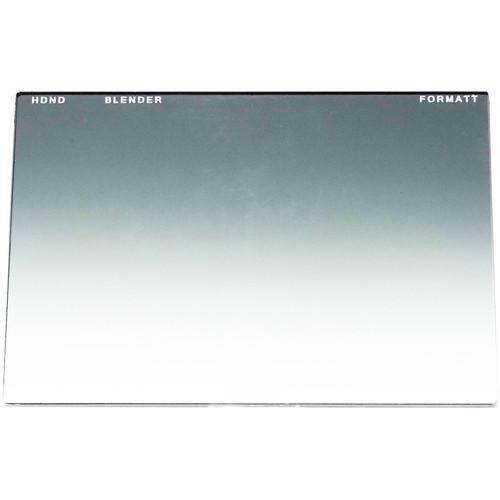"""Formatt Hitech 4 x 5.65"""" Graduated Neutral Density Blender 0.3 Filter (1-Stop)"""