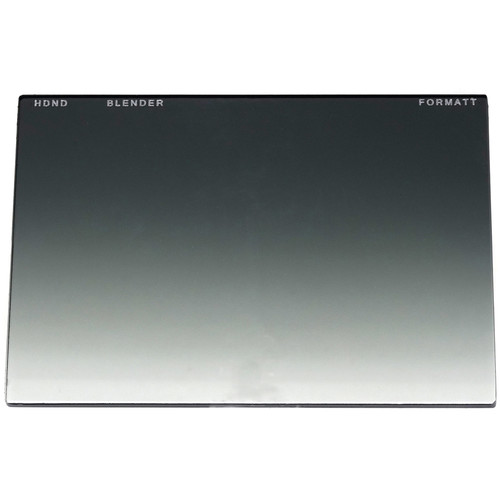 "Formatt Hitech 4 x 5.65"" Graduated Neutral Density Blender 0.9 Filter (3-Stop)"