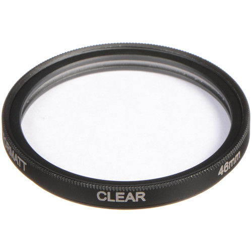 Formatt Hitech 46mm Glass, Clear Standard Optical Flat Filter