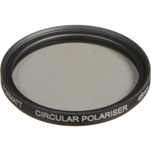 Formatt Hitech 46mm Glass Circular Polarizer Filter