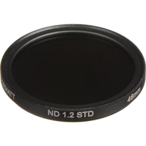 Formatt Hitech 46mm Glass Solid Neutral Density 1.2 Filter (4 Stops)