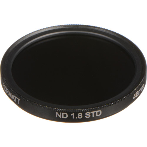 Formatt Hitech 46mm Glass Solid Neutral Density 1.8 Filter (6 Stops)