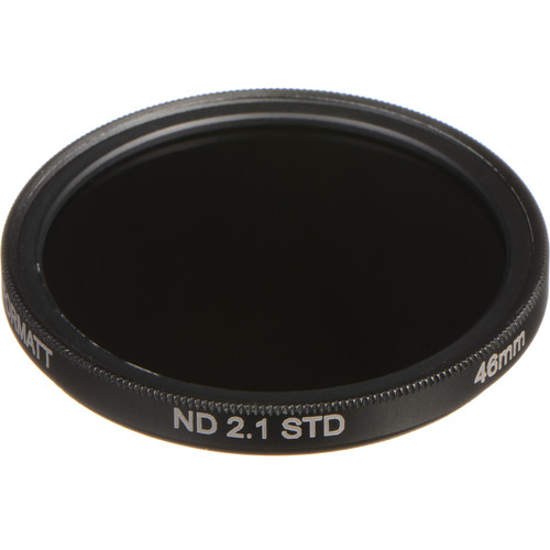 Formatt Hitech 46mm Glass Solid Neutral Density 2.1 Filter (7 Stops)