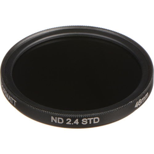Formatt Hitech 46mm Glass Solid Neutral Density 2.4 Filter (8 Stops)