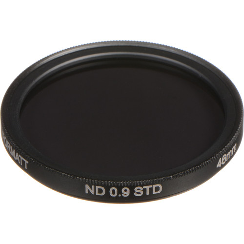 Formatt Hitech 46mm Glass Solid Neutral Density 0.9 Filter (3 Stops)