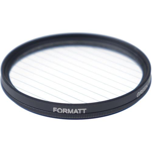 Formatt Hitech Fireburst Circular 62mm 4-Point Star Filter (Emerald)