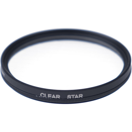 Formatt Hitech Fireburst Circular 62mm 6-Point Star Filter (Ice)