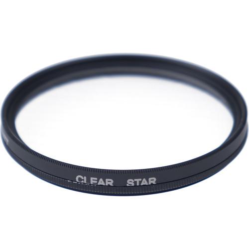Formatt Hitech Fireburst Circular 72mm 2-Point Star Filter (Ice)