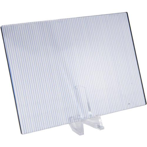 "Formatt Hitech 4 x 5.65"" Fireburst Cine Anamorphic Streak Filter (1mm, Sapphire Blue)"