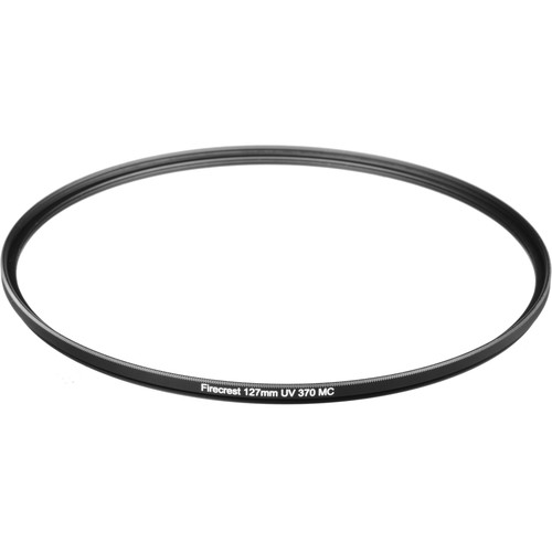 Formatt Hitech 127mm Firecrest SuperSlim UV 370nm Filter