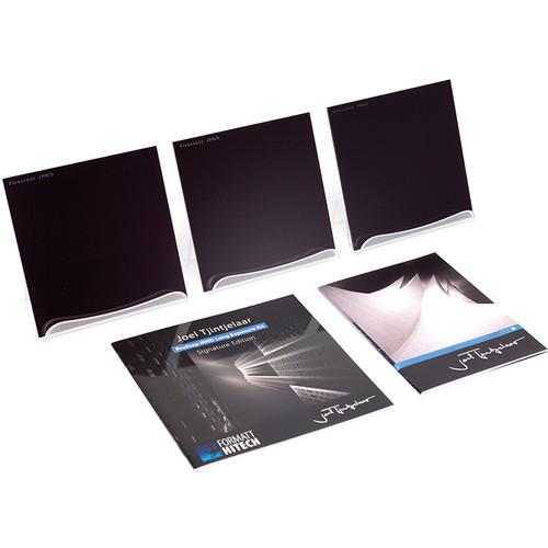 Formatt Hitech 165 x 165mm Firecrest ND Joel Tjintjelaar Long Exposure Filter Kit #2