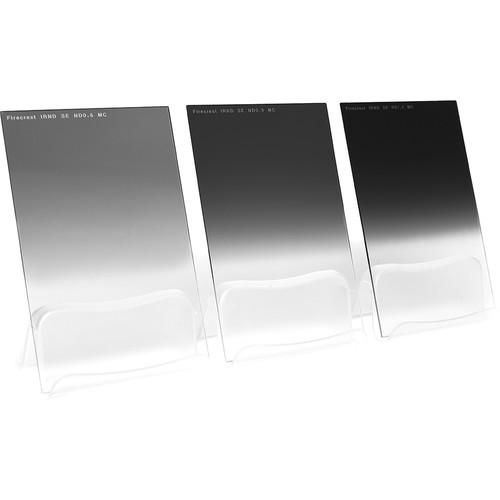 Formatt Hitech 165 x 200mm Firecrest Graduated ND 0.6 to 1.2 Filter Kit (Vertical Orientation)