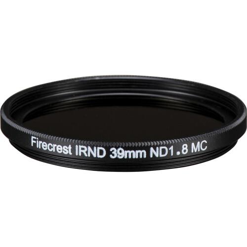 Formatt Hitech 39mm Firecrest ND 1.8 Filter (6-Stop)