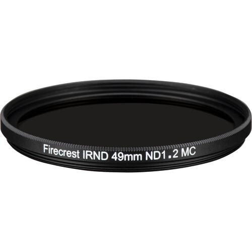 Formatt Hitech 49mm Firecrest ND 1.2 Filter (4-Stop)