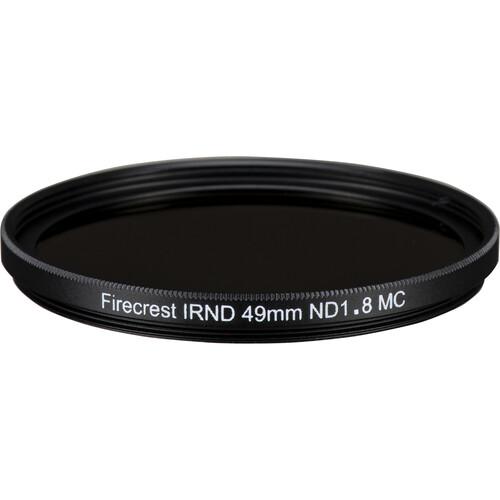 Formatt Hitech 49mm Firecrest ND 1.8 Filter (6-Stop)