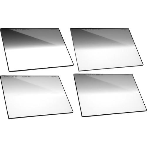 """Formatt Hitech 4 x 4"""" Firecrest Graduated ND 0.3 to 1.2 Filter Kit"""