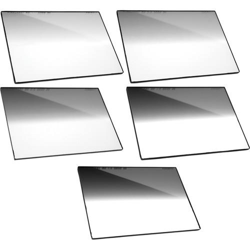 """Formatt Hitech 4 x 4"""" Firecrest Graduated ND 0.3 to 1.5 Filter Kit"""