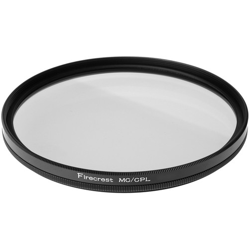 Formatt Hitech 58mm Firecrest SuperSlim Circular Polarizer Filter