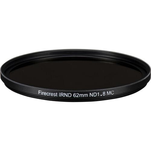 Formatt Hitech 62mm Firecrest ND 1.8 Filter (6-Stop)